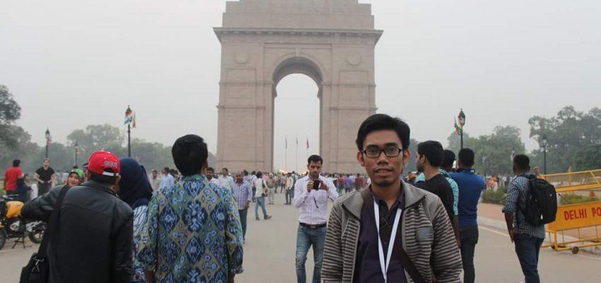 India Gate: Belajar Literasi Perjungan Rakyat India