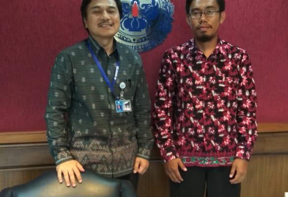 """Universitas Trilogi Jakarta """"Kolaborasi Literasi"""""""