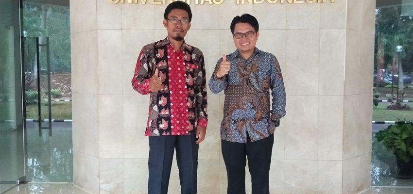 Bertemu di Universitas Indonesia: Bahas Literasi – Publikasi