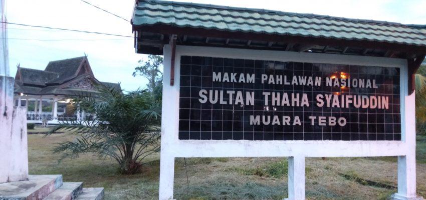 Makam Sultan Thaha Syaifuddin Jambi