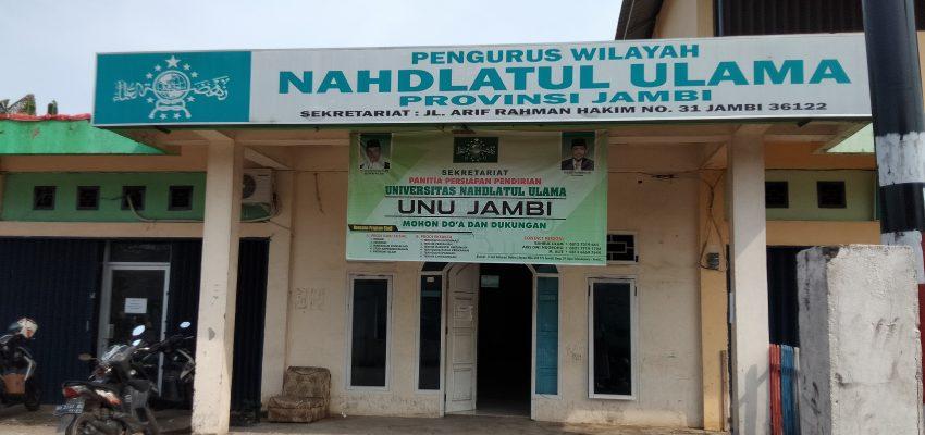 NU Provinsi Jambi: Kontribusi untuk Ummat