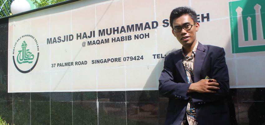 Masjid Haji Muhammad Salleh: Niat Membangun Masjid di Negeri Singapura