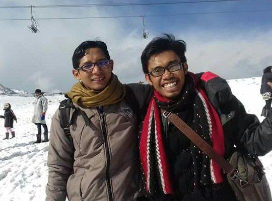 Kisah Sahabat Dari Aligarh sampai Himalaya