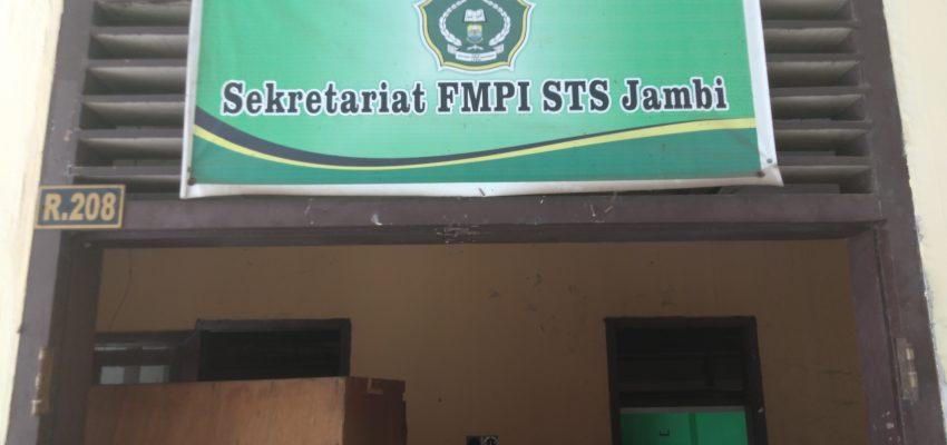 Pernah Menjadi Pengurus FMPI UIN STS Jambi