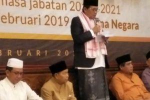 Selamat dan Sukses atas Dilantiknya Bapak Dr. H. Fachrori Umar Gubernur Prov. Jambi