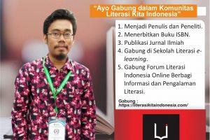 Ayo Gabung dalam Komunitas Yayasan Literasi Kita Indonesia