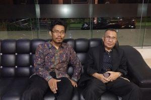 Prof. Dr. H. Abudin Nata Bertemu Sejenak Banyak Hikmah