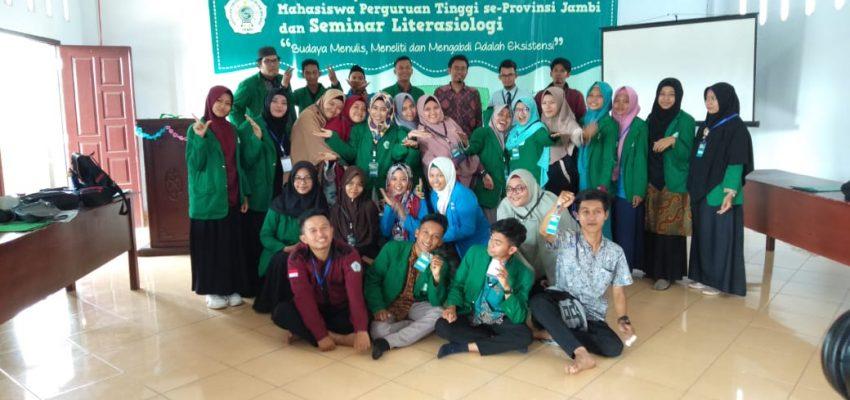 """Pertemuan Komunitas – Komunitas Literasi """"Ayo Menulis dan Berkarya"""""""