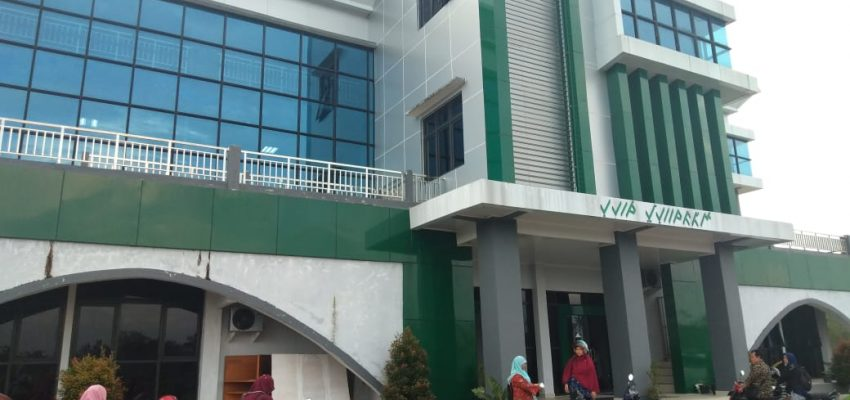 "Literasi Kita Indonesia Perpustakaan IAIN Curup Akreditasi A, ""Sumber Referensi Dunia"""