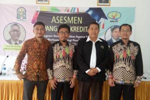 """Bersama Prof. Dr. Lantip Diat Prasojo (UNY) """"Dokumen adalah Proses mutu"""""""