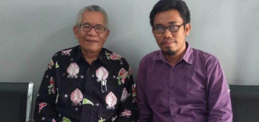 """Belajar Bersama Prof. Dr. Suwito, M.A """"Tulis apa yang dilakukan, lakukan apa yang di tulis dan Online-kan"""""""