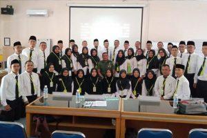 Menjadi ASN yang Berintegritas dan Profesionalitas, Untuk Indonesia Maju dan Sejahtera