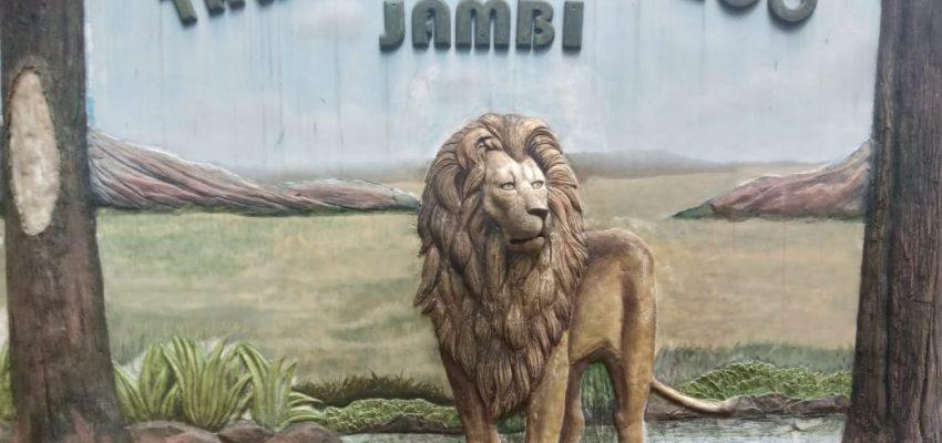 Taman Rimbo Zoo, Dekat Bandara Sulthan Thaha Jambi, Destinasi Wisata