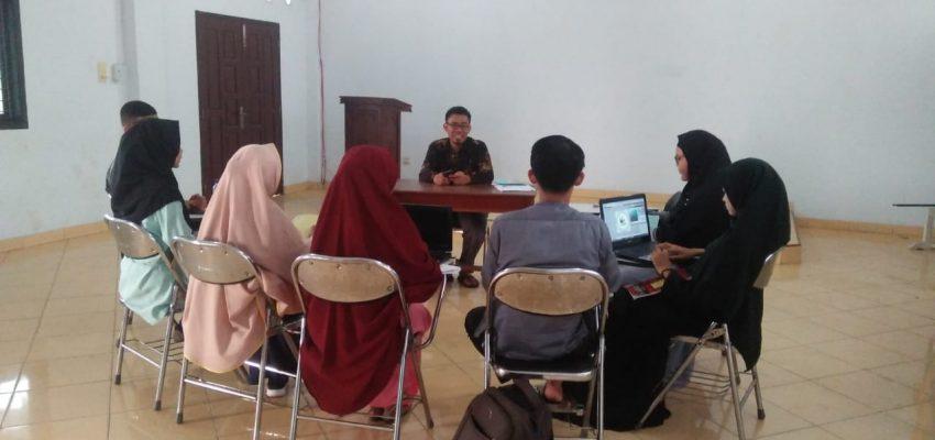 Pendampingan Komunitas Literasi, Untuk Program Kebermanfaatan
