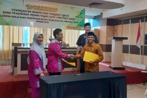 """MoU Literasi Kita Indonesia dan KKG PAI Provinsi Jambi """"Publikasi Ilmiah Berkelanjutan"""""""
