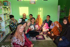 "Taman Baca Masyarakat Rejang Tasikmalaya ""Bersama Mahasiswa IAIN Curup"""