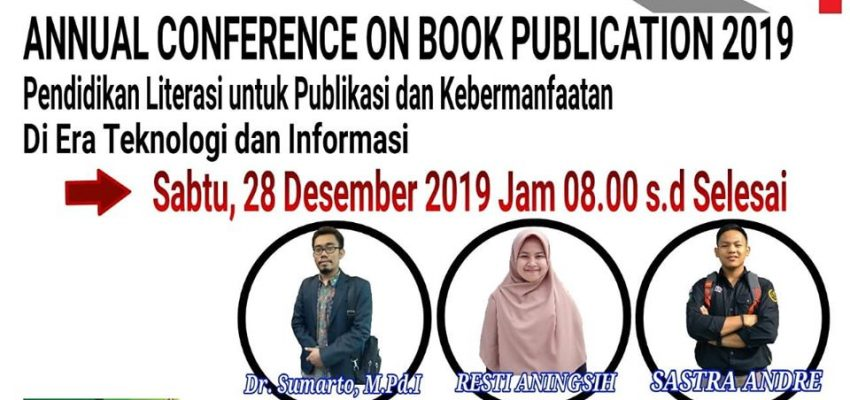 "Support By. LKI ""Annual Conference On Book Publication, IAIN Curup 2019"""