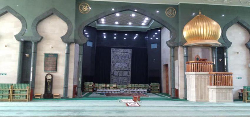 MENGHADIRI RESEPSI PERNIKAHAN HINGGA MENUJU – MASJID AL-AMEERAH AL-HAJJAH MARYAM KAMPONG JERUDONG