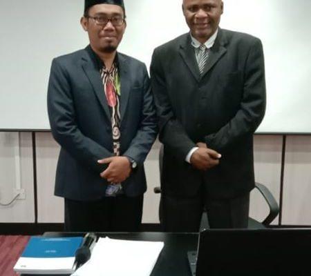 UNISSA: Dr. Ahamad Faosiy Ogunbado, Pengembangan Riset Metodologi, Referensi