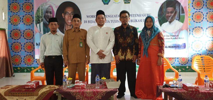 """Publikasi Ilmiah – Pondok Pesantren Riyadhul Amien """"Literasi Kita Indonesia"""""""