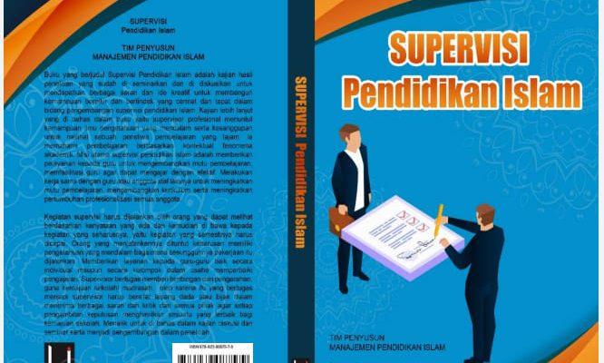 Penerbit Literasiologi : Supervisi Pendidikan Islam