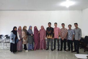 Diskusi Bersama Komunitas Pemuda Hijrah Peduli Sosial KOPHI PEDES, KPIB