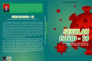 """Dosen IAIN Curup, Karikatur dan Komik dalam 1 Buku """"Untuk Cegah Corona"""""""