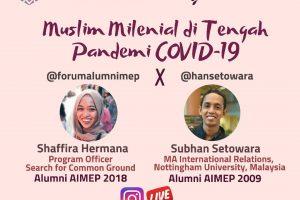 Edukasi Publik Forum Alumni Australia-Indonesia Muslim Exchange Program Lewat Instagram Series