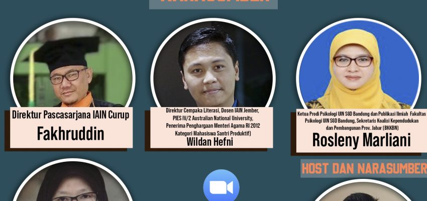 "Webinar Nasional ""Literasi Digital Pada Masa New Normal"""