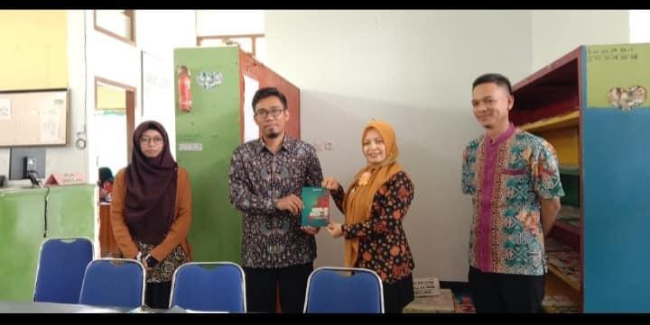 Apresiasi dari Perpustakaan Daerah Kabupaten Rejang Lebong Untuk Penulis Buku Produktif