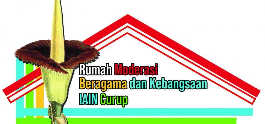 Rumah Moderasi Beragama dan Kebangsaan