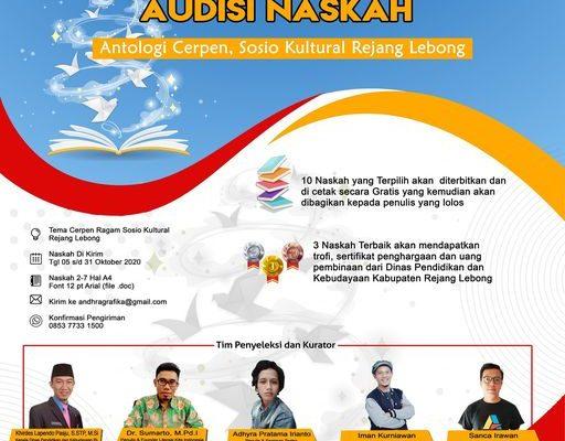 Literasi Kita Indonesia Bersama Penerbit Andhra Grafika Rejang Lebong._