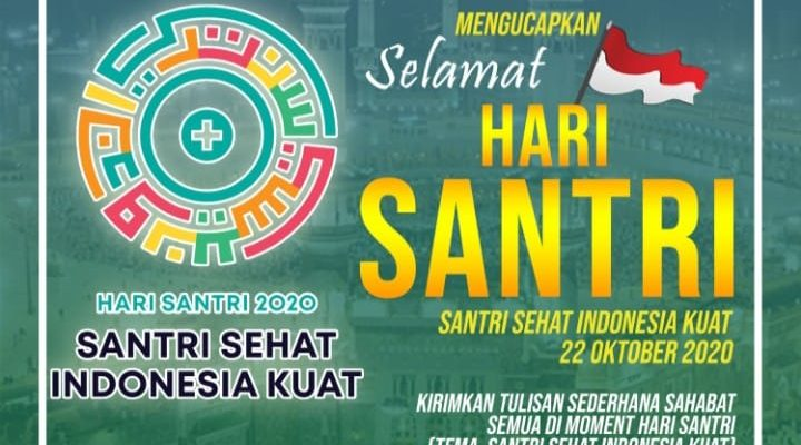 "Momentum Hari Santri, ""Call For Article: Literasi Kita Indonesia"""