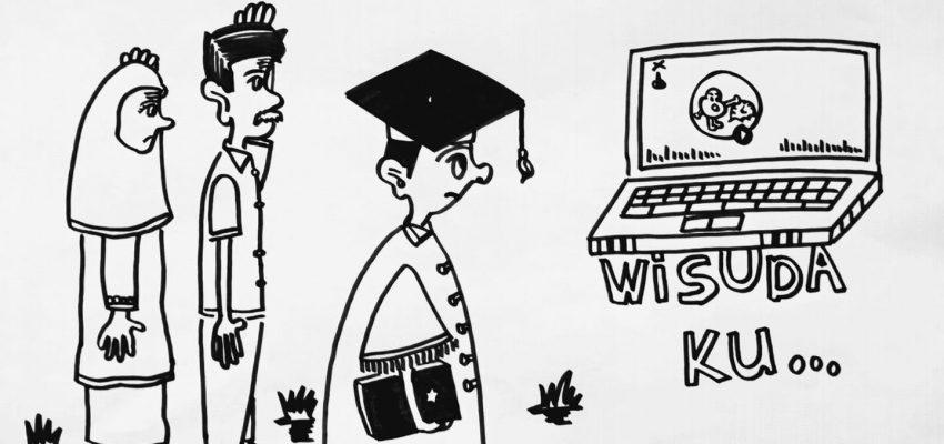 Wisuda Online, Hikmah Dunia Akademik._