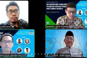 Webinar dari Prodi Magister Hukum Ekonomi Syariah UIN Syarif Hidayatullah._