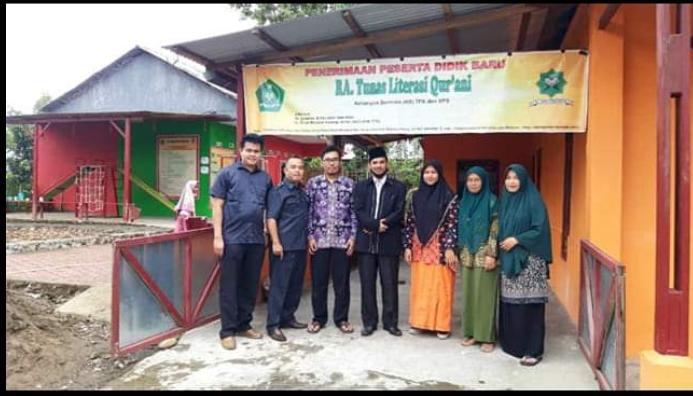 Survei Izin Operasional RA Tunas Literasi Qur'ani