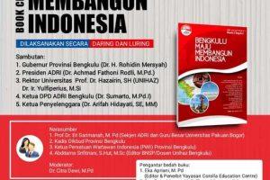 Literasi Kita Indonesia dan DPD ADRI Bengkulu