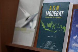 Segera Dapatkan Buku ASN Moderat (Aparatur Sipil Negara)